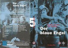 (VHS) Der blaue Engel - Emil Jannings, Marlene Dietrich, Hans Albers (1930)