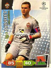 Adrenalyn XL Champions League 11/12 - igor Akinfeev