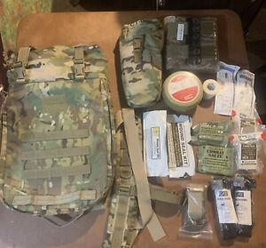 TSSI TACOPS M9 MEDICAL BACKPACK Multicam MOLLE PACK AIDBAG STOCKED