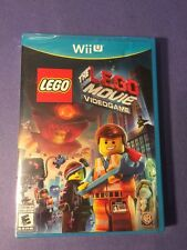 LEGO The Movie Videogame (Wii U) NEW