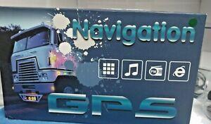 Xgody Navigation Gps For Car Truck X4 7inch