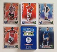Topps Match Attax 2008/09 Premier League Player Cards - No.s 235 - 423 & LE's