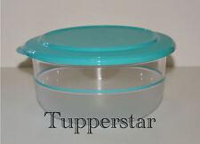 Tupperware kleine Tafelperle 1,1 Lit Türkis