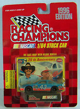 1996 Racing Champions 1:64 BOBBY HAMILTON #43 STP 25th Anniversary Pontiac 1984