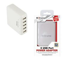 Multipresa USB alimentatore 5 usb 220 V con cavo 6,1 A XTREME fast charger