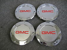 "22"" NEW GMC CHEVY ESCALADE FACTORY CHROME WHEELS RIMS 5309 WITH PLAIN CENTER CAP"