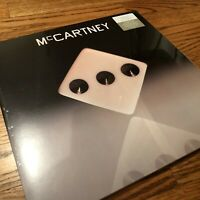 MCCARTNEY III WHITE INDIE EXCLUSIVE Hand Numbered Sold Out Rare Vinyl