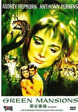 "New DVD "" Green Mansions "" Audrey Hepburn, Anthony Perkins"