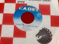 DELLS~PLEASE DON'T CHANGE ME NOW~NEAR MINT~WEAR IT ON OUR FACE~ NORTHERN SOUL 45