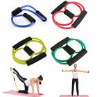 Resistance Band Tube Workout Exercise Elastic Band Fitness Equipment For Yoga LD
