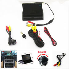 Rotatable CCD Car SUV Rearview Reverse Camera TFT LCD Foldable Monitor For Honda