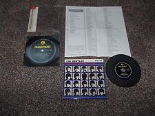 BEATLES,  A Hard Days Night .. rare CD (mini LP)