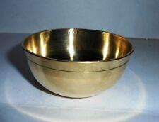 2 Brass Bowls Hindu Puja Navratri Religious Home Decor Diwali Pooja Navratras