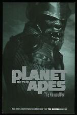 Planet of the Apes Human War Trade Paperback TPB PotA Based on Tim Burton Movie