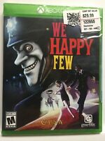 We Happy Few (Microsoft Xbox One) Brand New Factory Sealed! USA!
