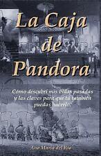 La Caja de Pandora by Ana del Río (2015, Paperback)