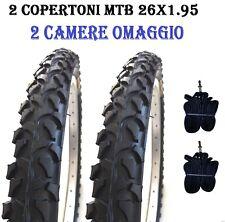 COPPIA COPERTONE GOMMA MICHELIN TIAGA NEW 26X1,95