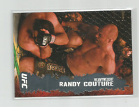 RANDY COUTURE (Heavyweight) 2009 TOPPS UFC CARD #46