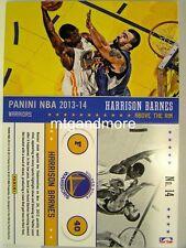 Panini nba (Adrenalyn XL) 2013/2014 - #014 Harrison Barnes-Above the Rim