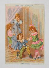 Geo. Kelly & Co Creidit House Special Creadit Vintage Trade Card 216712