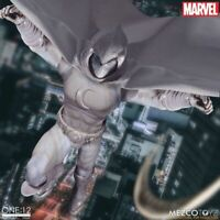 Marvel - Moon Knight One:12 Collective Action Figure-MEZ77050-MEZCO TOYZ