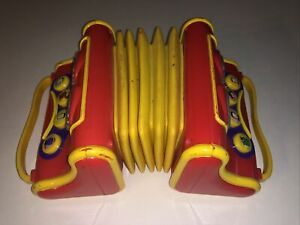 The Wiggles Musical Singing Accordion Play Along Pretend Toy - Tested