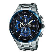 Casio EFR-539D-1A2VUEF Mens Edifice Blue Silver Chronograph Watch RRP £160