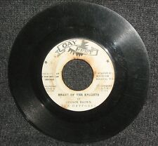 "Lennox Brown/Gaytones-Heart Of The Knights/Cry To Me JA Gayfeet 7"" GOOD-"