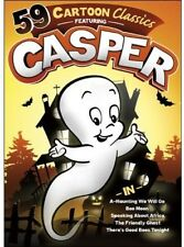 59 Cartoon Classics Featuring Casper [New DVD] Full Frame