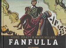 Fanfulla Hardcover Album von Hugo Pratt / Milo Milani in Topzustand !!!
