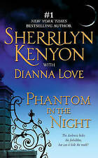 Phantom in the Night (B.A.D.: Bureau of American Defense), Kenyon, Sherrilyn, Ne