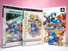 Used PSP Megaman Irregular Hunter X / Rockman Rockman Value Pack CAPCOM Japan