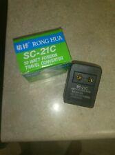 Rong Hua Sc-21C 50 Watt Foreign Travel Converter