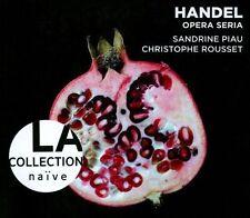 Handel: Opera Seria, New Music