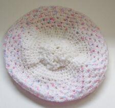 Kinder-Basken-Mütze * Baumwollmischung * Handarbeit * Kopfumfang 46 cm