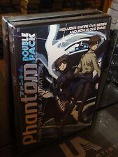 Phantom The Animation (DVD) Includes Entire OVA Series & Bonus DVD Game! NEW!