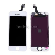 USA White LCD Display Touch Screen Digitizer + Frame Assembly For iPhone SE 5S