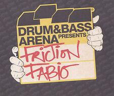 DRUM & BASS ARENA presents FRICTION FABIO - 2 CD - Various Artists