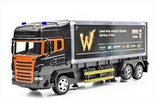 Spielzeug RC Kabelloses Ferngesteuerte Auto 50 cm lang LKW Truck LED Licht Akku