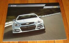 Original 2015 Chevrolet SS Sales Brochure Chevy