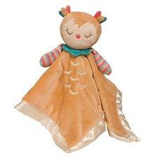 "DOUGLAS Cuddle Toys Baby 15"" Owl Lil Snuggler Blanket - 1407 NEW"