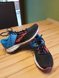 Brooks Ravenna 9 Schuhe Sneaker Gr. 40 Damen  Laufschuhe schwarz türkis