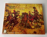 Napoleonic Battles 1805 Austerlitz Avalanche Press 2007 Unpunched War Game