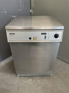 Miele Professional Spülmaschine G7855 Gewerbegerät Überholt & OK Silber