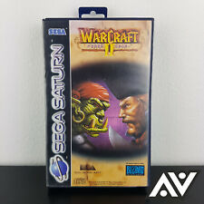 WarCraft 2:The Dark Saga | Sega Saturn | OVP inkl. Anleitung | Retro ?