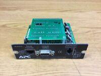 APC 640-0402C SYCC Symmetra Communications Network Card 885-6625C/5