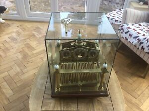 Fusee Congreve Rolling Ball Clock