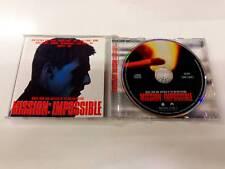 SOUNDTRACK MISSION IMPOSSIBLE CD 1996 Larry Mullen Adam Clayton U2