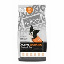 Adult Dog Dry Food Active Working God - Chicken & Rice 12kg
