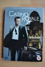 Casino Royale 007 Region 2 DVD